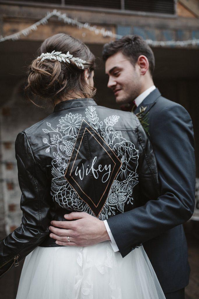Styled shoot - Intimate wedding